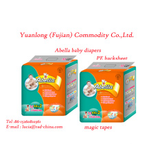 High Quality and 100% Factory Price Manufacture Baby Nappies Diapers